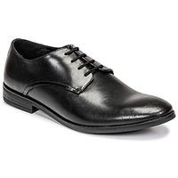 Pantofi Bărbați Pantofi Derby Clarks Stanford Walk Black