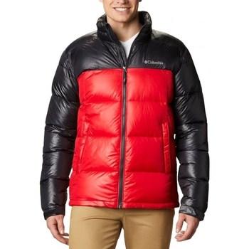 Îmbracaminte Bărbați Geci Columbia Pike Lake Jacket Negre, Roșii