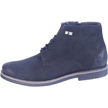 Pantofi Bărbați Ghete Bugatti Vando Black
