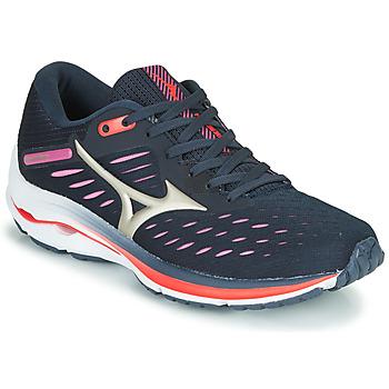 Pantofi Femei Trail și running Mizuno WAVE RIDER 24 Violet / Roz