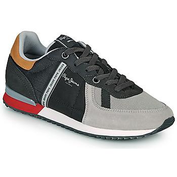 Pantofi Bărbați Pantofi sport Casual Pepe jeans TINKER ZERO 21 Gri