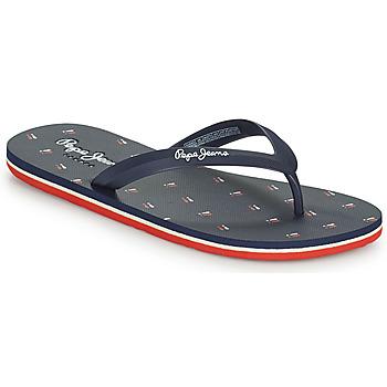 Pantofi Bărbați  Flip-Flops Pepe jeans WHALE BRENNAN Albastru