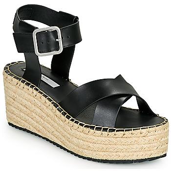Pantofi Femei Sandale  Pepe jeans WITNEY ELLA Negru