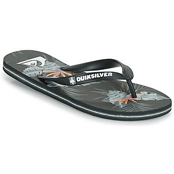Pantofi Bărbați  Flip-Flops Quiksilver MOLOKAI EVERYDAY Negru