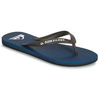 Pantofi Bărbați  Flip-Flops Quiksilver MOLOKAI Albastru
