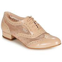 Pantofi Femei Pantofi Derby Fericelli ABIAJE Nude
