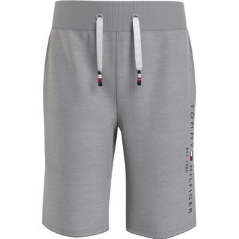 Îmbracaminte Băieți Pantaloni scurti și Bermuda Tommy Hilfiger BAHAMA Gri