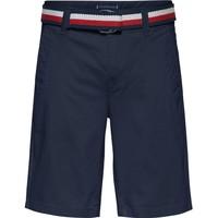 Îmbracaminte Băieți Pantaloni scurti și Bermuda Tommy Hilfiger SORTA Albastru
