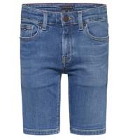 Îmbracaminte Băieți Pantaloni scurti și Bermuda Tommy Hilfiger KAHUI Albastru