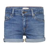 Îmbracaminte Fete Pantaloni scurti și Bermuda Tommy Hilfiger KG0KG05773-1A4 Albastru