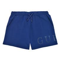 Îmbracaminte Fete Pantaloni scurti și Bermuda Guess J1GD00-KAN00-PSBL Albastru