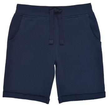 Îmbracaminte Băieți Pantaloni scurti și Bermuda Guess N93Q18-K5WK0-C765 Albastru
