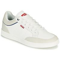 Pantofi Bărbați Pantofi sport Casual Levi's BILLY 2.0 Alb
