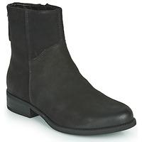 Pantofi Femei Botine Vagabond Shoemakers CARY Negru