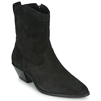 Pantofi Femei Botine Vagabond Shoemakers EMILY Negru