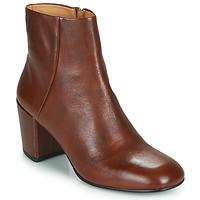 Pantofi Femei Botine Vagabond Shoemakers MELINA Coniac