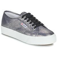 Pantofi Femei Pantofi sport Casual Superga 2730 LAMEW Argintiu