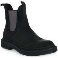 Pantofi Bărbați Ghete Bikkembergs ZORIAN Nero