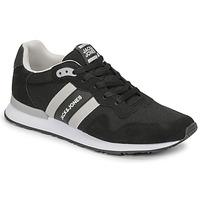 Pantofi Bărbați Pantofi sport Casual Jack & Jones JFW STELLAR MESH 2.0 Negru / Alb
