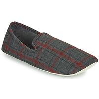 Pantofi Bărbați Papuci de casă Isotoner FILOMENA Gri / Roșu