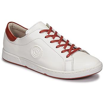 Pantofi Femei Pantofi sport Casual Pataugas JAYO F2G Alb /  terracota
