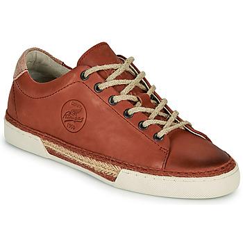 Pantofi Femei Pantofi sport Casual Pataugas LUCIA/N F2G  terracota