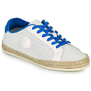 Pantofi Femei Espadrile Pataugas PALOMA F2F Alb / Albastru