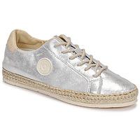Pantofi Femei Espadrile Pataugas PAM/M F2E Argintiu
