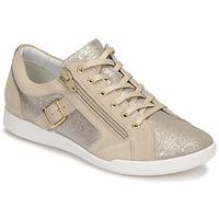 Pantofi Femei Pantofi sport Casual Pataugas PAULINE/T F2G Bej / Auriu