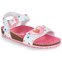 Pantofi Fete Sandale  Agatha Ruiz de la Prada BIO Alb