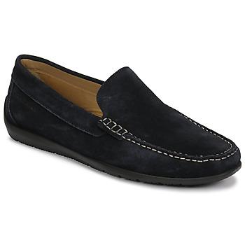 Pantofi Bărbați Mocasini Lumberjack LEMAN Albastru