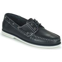 Pantofi Bărbați Pantofi barcă Lumberjack NAVIGATOR Albastru