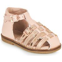Pantofi Fete Sandale  Aster NINI Roz