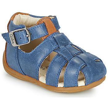 Pantofi Băieți Sandale  Aster ODASSIO Albastru