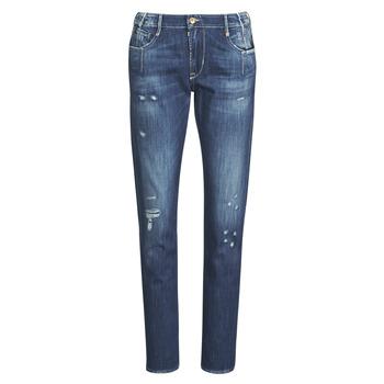 Îmbracaminte Femei Jeans boyfriend Le Temps des Cerises 200/43 LIOR Albastru