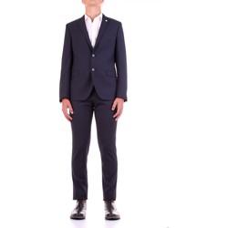 Îmbracaminte Bărbați Costume Manuel Ritz 2932A3318-203554 Blu
