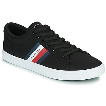 Pantofi Bărbați Pantofi sport Casual Tommy Hilfiger ESSENTIAL STRIPES DETAIL SNEAKER Albastru