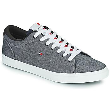Pantofi Bărbați Pantofi sport Casual Tommy Hilfiger ESSENTIAL CHAMBRAY VULCANIZED Gri