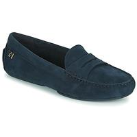 Pantofi Femei Mocasini Tommy Hilfiger TOMMY ESSENTIAL MOCCASIN Albastru