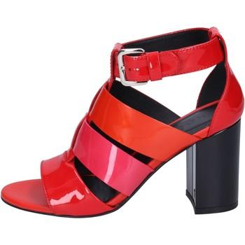 Pantofi Femei Sandale  Hogan BK646 Roșu