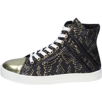 Pantofi Femei Sneakers Hogan BK650 Negru