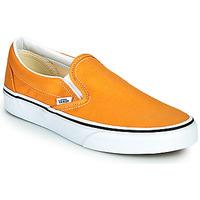 Pantofi Femei Pantofi Slip on Vans CLASSIC SLIP ON Galben