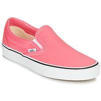 Pantofi Femei Pantofi Slip on Vans CLASSIC SLIP ON Roz