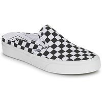 Pantofi Papuci de vară Vans CLASSIC SLIP ON MULE Negru / Alb