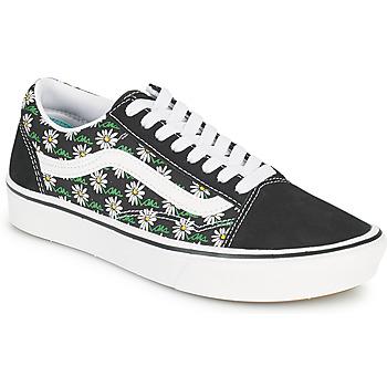 Pantofi Femei Pantofi sport Casual Vans COMFYCUSH OLD SKOOL Negru / Alb