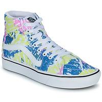 Pantofi Femei Pantofi sport stil gheata Vans COMFYCUSH SK8 HI Multicolor