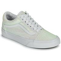 Pantofi Femei Pantofi sport Casual Vans OLD SKOOL Alb