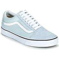 Pantofi Pantofi sport Casual Vans OLD SKOOL Albastru