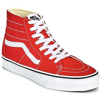 Pantofi Pantofi sport stil gheata Vans SK8 HI TAPERED Roșu