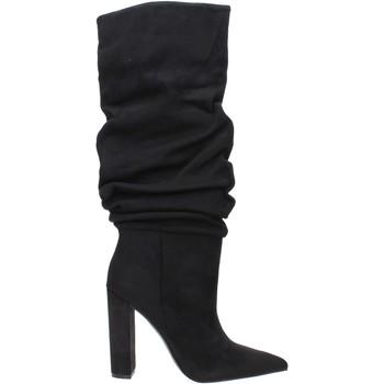 Pantofi Femei Botine Steve Madden SMSSLOUCH-BLK Negru
